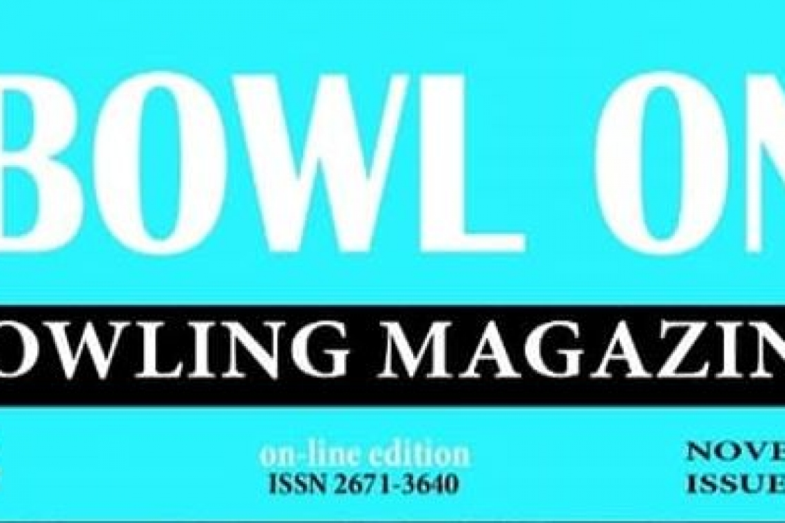BOWL ON - Bowling Magazine